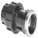 50mm POLY ADAPTOR x 1.50 inch FBSP