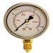 LIQUID FILLED PRESSURE GAUGE 0.25 inch MBSP 0-2.5 BAR
