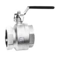 3.00 inch BRASS BODIED BALL VALVE