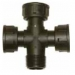 1 inch FxFxFxM POLY PROP CROSS C/W O-RINGS