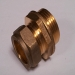 15mm Copper Compression Adaptor x 0.50 inch MBSP