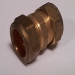 15mm Copper Compression Coupler
