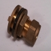 15mm Copper Compression Tank Outlet