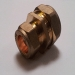 28mm x 22mm Copper Compression Reducing Coupler