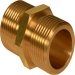"3/4"" BSP BRASS HEX NIPPLE"