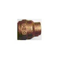15mm x 0.50 inch FBSP COPPER END FEED ADAPTOR
