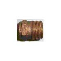 22mm x 0.75 inch MBSP COPPER END FEED ADAPTOR