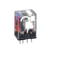 OMRON TWO POLE RELAY 24V AC 10 AMP 8 PIN