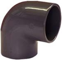 25mm PVC 90 DEG ELBOW